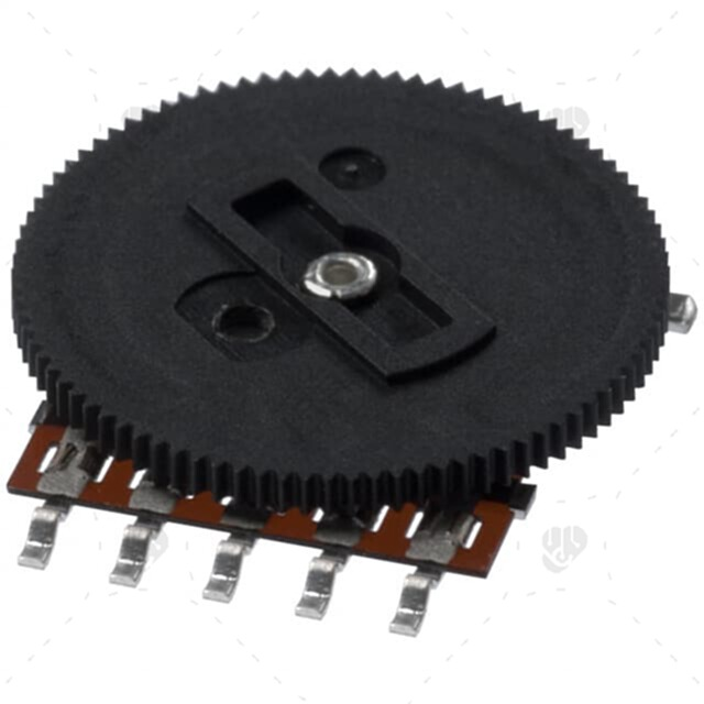 EVU-TUHB07C54_拨轮式电位计