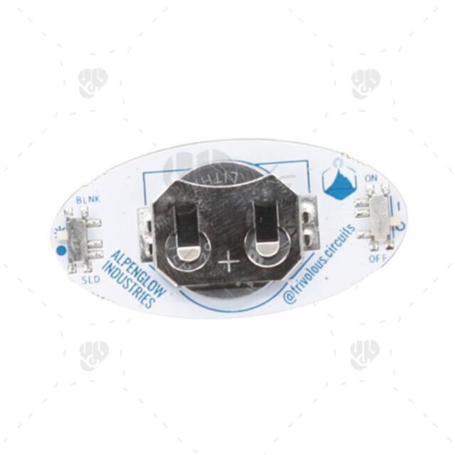 IVT-0002_可穿戴LED/传感器/开关/按钮