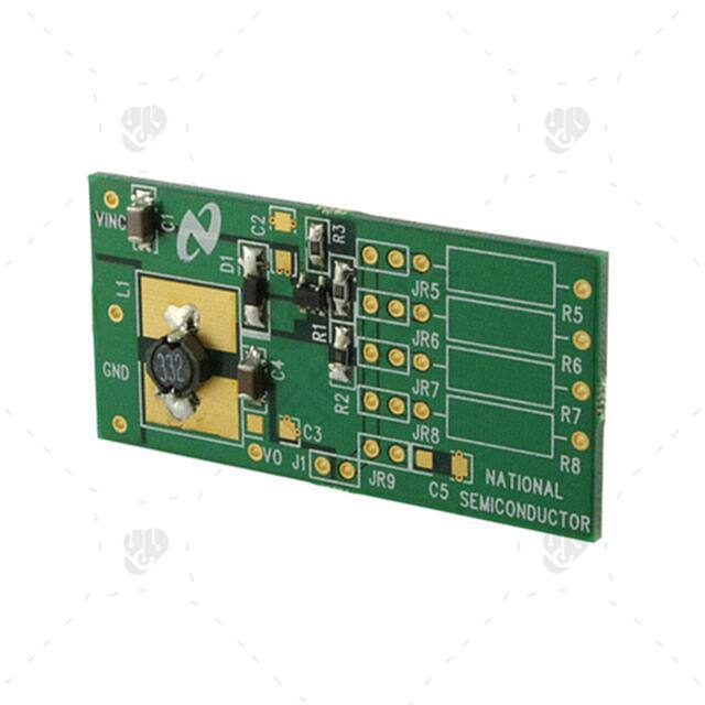 LM2831XMF EVAL_DC-DC/AC-DC电流转换