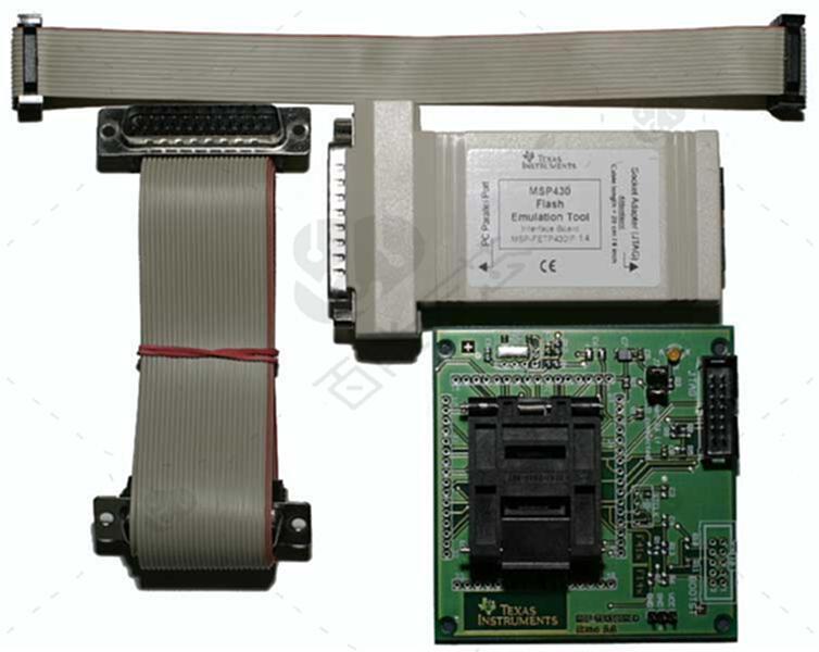 MSP-FET430P410_编程器/仿真器/调试器