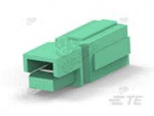 1445957-4_刀片式电源连接器外壳